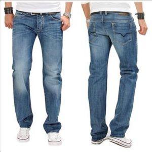 Men's Diesel Safado 008AT Straight Jeans 30 32